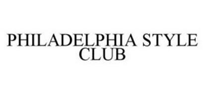 PHILADELPHIA STYLE CLUB
