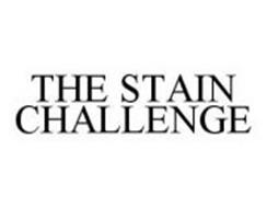 THE STAIN CHALLENGE