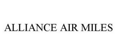 ALLIANCE AIR MILES