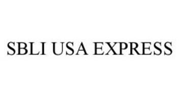 SBLI USA EXPRESS