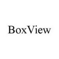 BOXVIEW