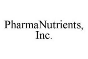 PHARMANUTRIENTS, INC.