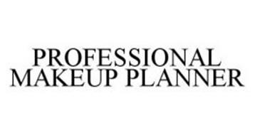 PROFESSIONAL MAKEUP PLANNER
