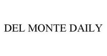 DEL MONTE DAILY