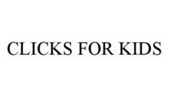 CLICKS FOR KIDS
