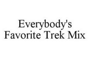 EVERYBODY'S FAVORITE TREK MIX