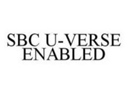 SBC U-VERSE ENABLED