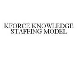 KFORCE KNOWLEDGE STAFFING MODEL