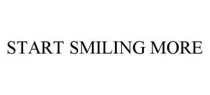 START SMILING MORE