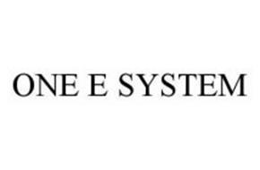 ONE E SYSTEM