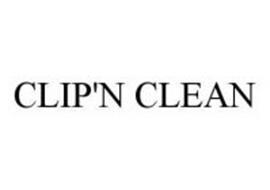 CLIP'N CLEAN