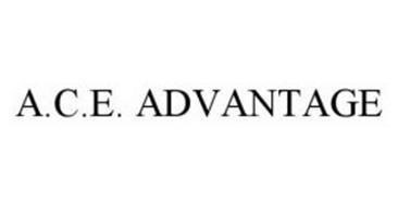 A.C.E. ADVANTAGE