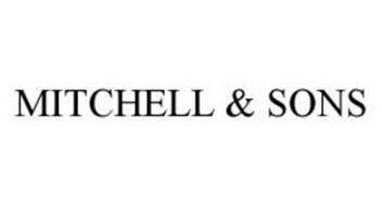 MITCHELL & SONS