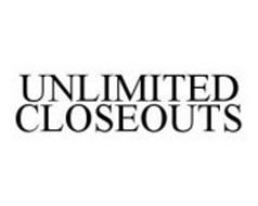 UNLIMITED CLOSEOUTS