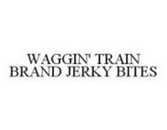 WAGGIN' TRAIN BRAND JERKY BITES