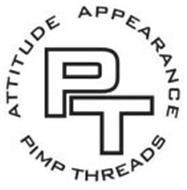PT PIMP THREADS APPEARANCE ATTITUDE
