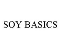 SOY BASICS
