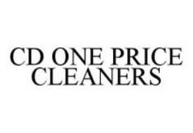 CD ONE PRICE CLEANERS