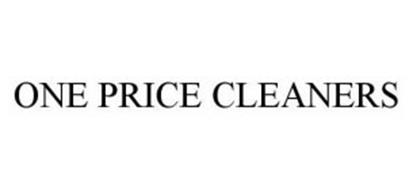 ONE PRICE CLEANERS