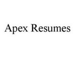 APEX RESUMES