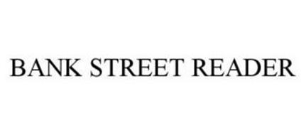 BANK STREET READER