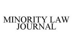 MINORITY LAW JOURNAL