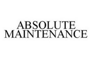 ABSOLUTE MAINTENANCE