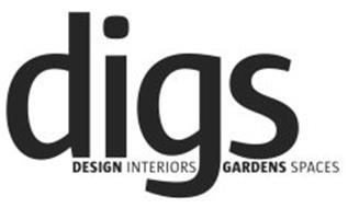 DIGS DESIGN INTERIORS GARDENS SPACES