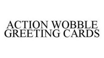 ACTION WOBBLE GREETING CARDS