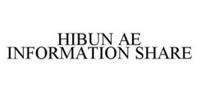 HIBUN AE INFORMATION SHARE