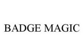 BADGE MAGIC