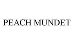 PEACH MUNDET