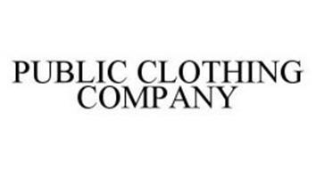 PUBLIC CLOTHING COMPANY