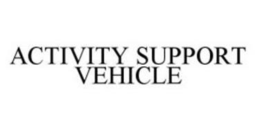 ACTIVITY SUPPORT VEHICLE
