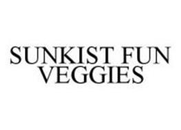 SUNKIST FUN VEGGIES
