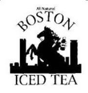 ALL NATURAL BOSTON ICED TEA