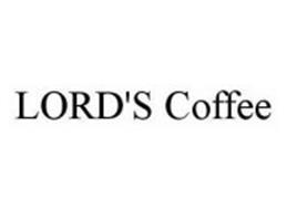 LORD'S COFFEE
