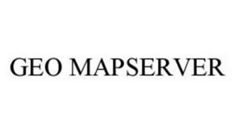 GEO MAPSERVER