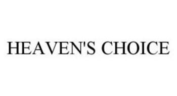 HEAVEN'S CHOICE