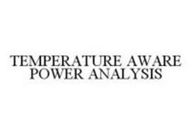 TEMPERATURE AWARE POWER ANALYSIS