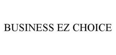 BUSINESS EZ CHOICE