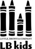 LITTLE, BROWN & COMPANY LB KIDS