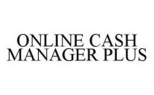 ONLINE CASH MANAGER PLUS