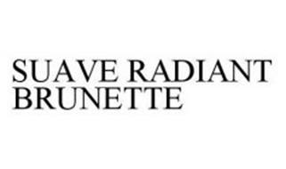 SUAVE RADIANT BRUNETTE