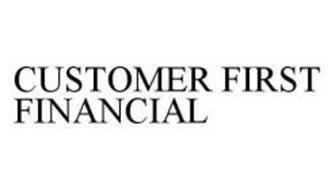CUSTOMER FIRST FINANCIAL