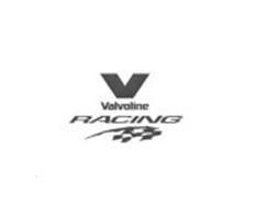 V VALVOLINE RACING