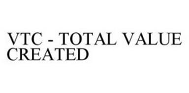 VTC - TOTAL VALUE CREATED
