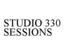 STUDIO 330 SESSIONS