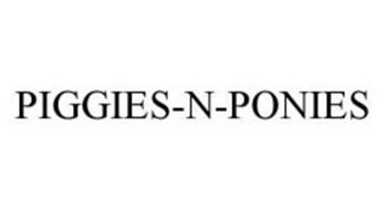 PIGGIES-N-PONIES
