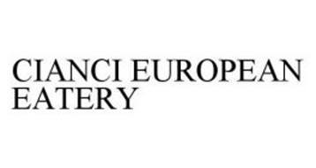 CIANCI EUROPEAN EATERY